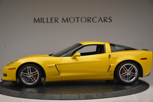 Used 2006 Chevrolet Corvette Z06 Hardtop for sale Sold at Pagani of Greenwich in Greenwich CT 06830 3