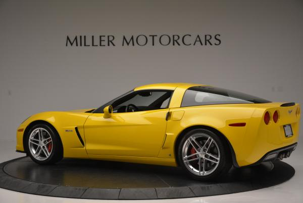 Used 2006 Chevrolet Corvette Z06 Hardtop for sale Sold at Pagani of Greenwich in Greenwich CT 06830 4