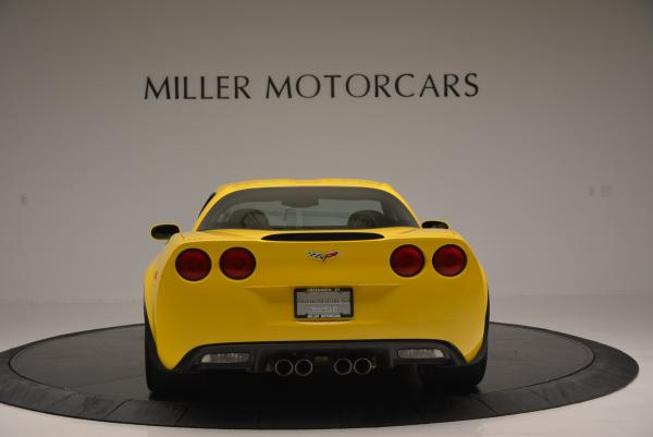 Used 2006 Chevrolet Corvette Z06 Hardtop for sale Sold at Pagani of Greenwich in Greenwich CT 06830 6