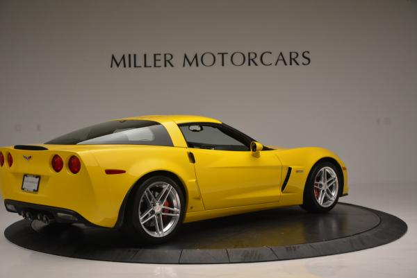 Used 2006 Chevrolet Corvette Z06 Hardtop for sale Sold at Pagani of Greenwich in Greenwich CT 06830 7