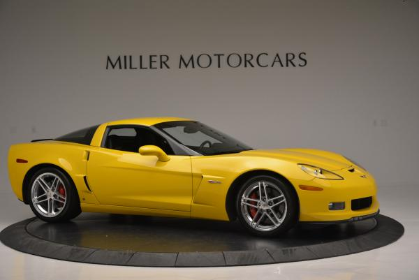 Used 2006 Chevrolet Corvette Z06 Hardtop for sale Sold at Pagani of Greenwich in Greenwich CT 06830 9