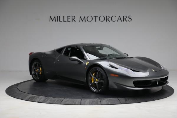 Used 2011 Ferrari 458 Italia for sale $229,900 at Pagani of Greenwich in Greenwich CT 06830 10