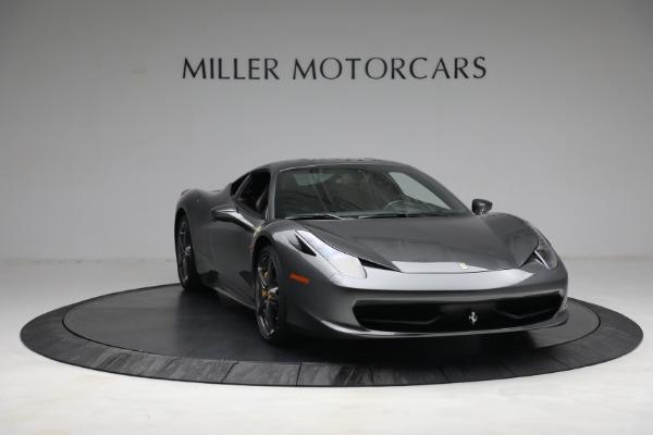 Used 2011 Ferrari 458 Italia for sale $229,900 at Pagani of Greenwich in Greenwich CT 06830 11