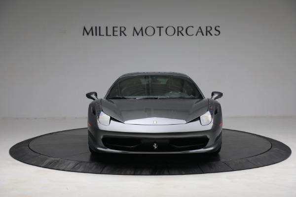 Used 2011 Ferrari 458 Italia for sale $229,900 at Pagani of Greenwich in Greenwich CT 06830 12