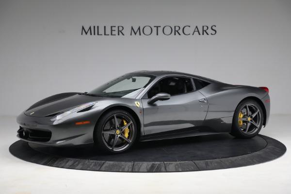 Used 2011 Ferrari 458 Italia for sale $229,900 at Pagani of Greenwich in Greenwich CT 06830 2