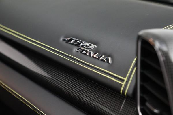 Used 2011 Ferrari 458 Italia for sale $229,900 at Pagani of Greenwich in Greenwich CT 06830 23