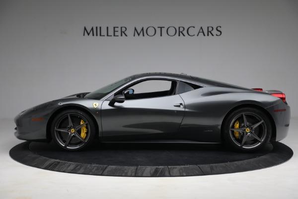 Used 2011 Ferrari 458 Italia for sale $229,900 at Pagani of Greenwich in Greenwich CT 06830 3