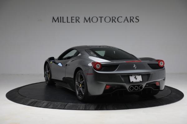 Used 2011 Ferrari 458 Italia for sale $229,900 at Pagani of Greenwich in Greenwich CT 06830 5