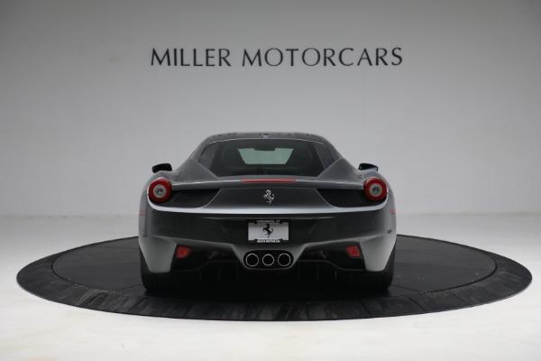 Used 2011 Ferrari 458 Italia for sale $229,900 at Pagani of Greenwich in Greenwich CT 06830 6