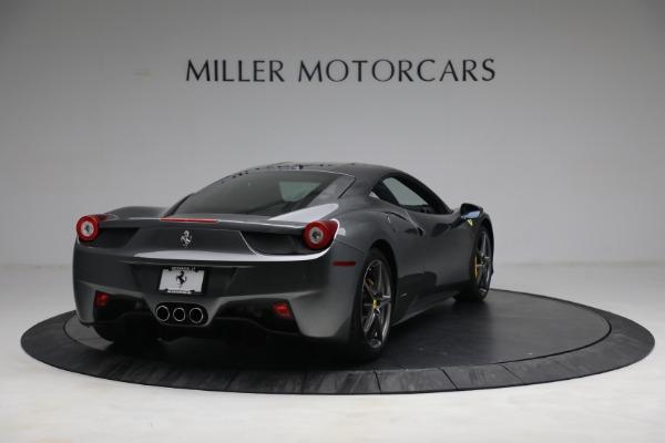 Used 2011 Ferrari 458 Italia for sale $229,900 at Pagani of Greenwich in Greenwich CT 06830 7