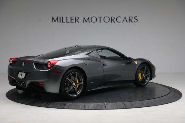 Used 2011 Ferrari 458 Italia for sale $229,900 at Pagani of Greenwich in Greenwich CT 06830 8