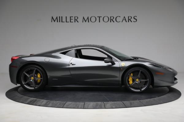 Used 2011 Ferrari 458 Italia for sale $229,900 at Pagani of Greenwich in Greenwich CT 06830 9