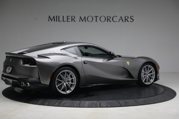 Used 2018 Ferrari 812 Superfast for sale Call for price at Pagani of Greenwich in Greenwich CT 06830 8
