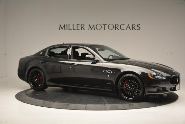 Used 2011 Maserati Quattroporte Sport GT S for sale Sold at Pagani of Greenwich in Greenwich CT 06830 10