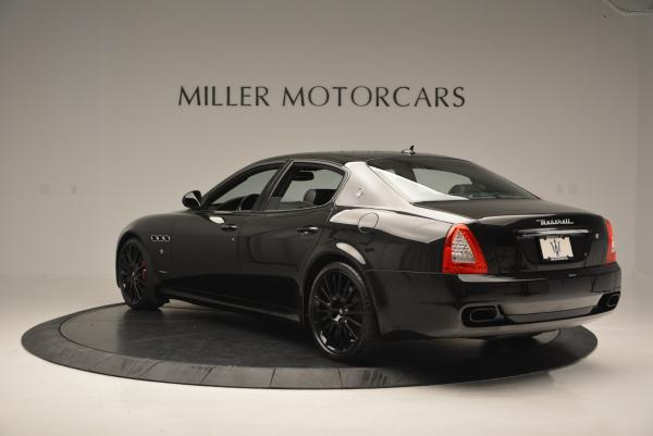 Used 2011 Maserati Quattroporte Sport GT S for sale Sold at Pagani of Greenwich in Greenwich CT 06830 5