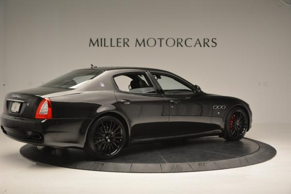Used 2011 Maserati Quattroporte Sport GT S for sale Sold at Pagani of Greenwich in Greenwich CT 06830 8