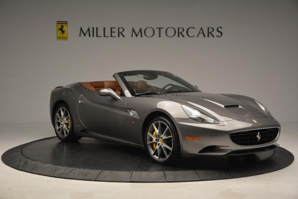 Used 2012 Ferrari California for sale Sold at Pagani of Greenwich in Greenwich CT 06830 11