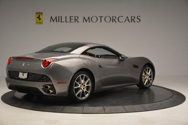 Used 2012 Ferrari California for sale Sold at Pagani of Greenwich in Greenwich CT 06830 20