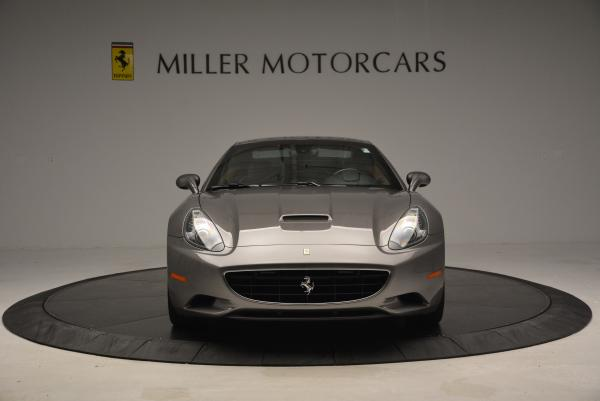 Used 2012 Ferrari California for sale Sold at Pagani of Greenwich in Greenwich CT 06830 24