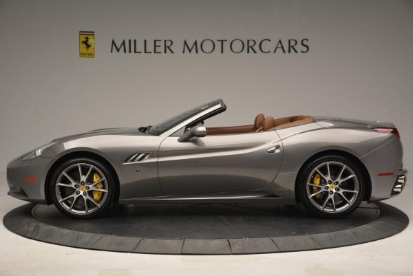 Used 2012 Ferrari California for sale Sold at Pagani of Greenwich in Greenwich CT 06830 3