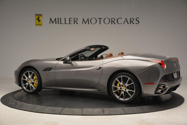 Used 2012 Ferrari California for sale Sold at Pagani of Greenwich in Greenwich CT 06830 4