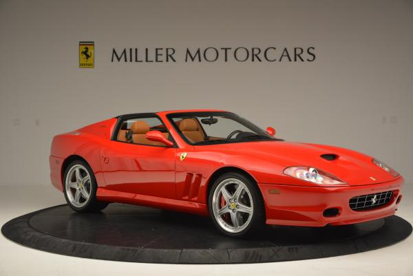 Used 2005 Ferrari Superamerica for sale Sold at Pagani of Greenwich in Greenwich CT 06830 10