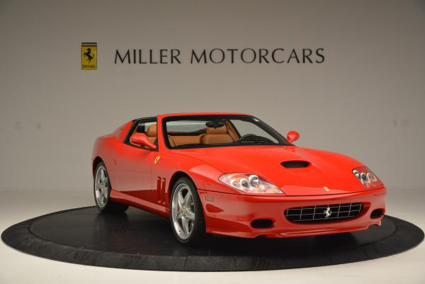 Used 2005 Ferrari Superamerica for sale Sold at Pagani of Greenwich in Greenwich CT 06830 11