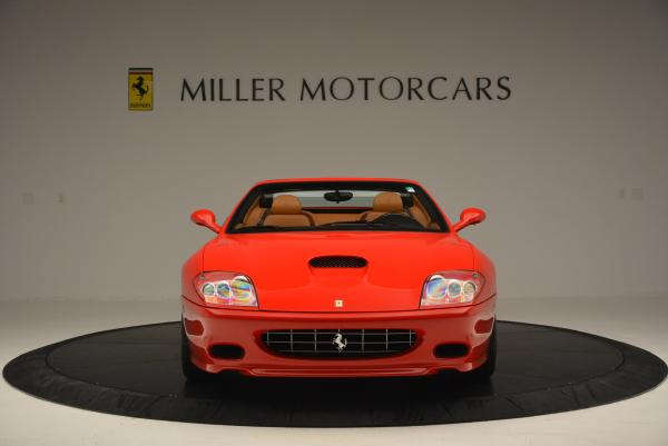 Used 2005 Ferrari Superamerica for sale Sold at Pagani of Greenwich in Greenwich CT 06830 12