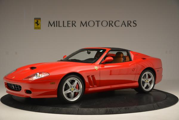Used 2005 Ferrari Superamerica for sale Sold at Pagani of Greenwich in Greenwich CT 06830 14