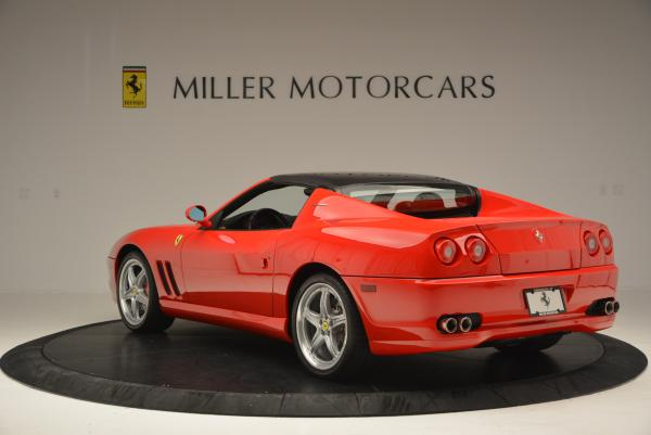 Used 2005 Ferrari Superamerica for sale Sold at Pagani of Greenwich in Greenwich CT 06830 17