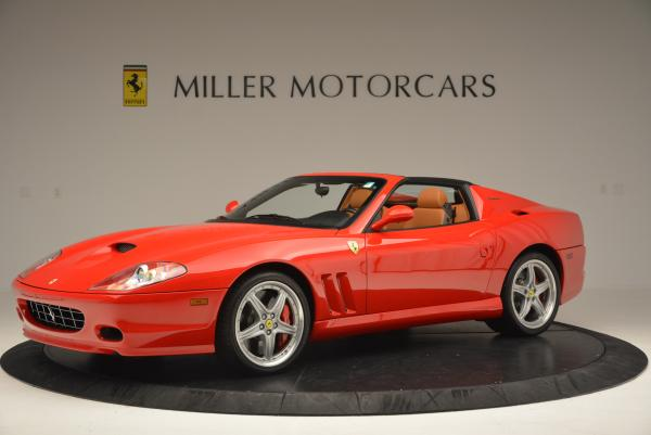 Used 2005 Ferrari Superamerica for sale Sold at Pagani of Greenwich in Greenwich CT 06830 2