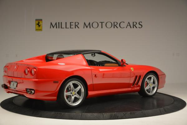 Used 2005 Ferrari Superamerica for sale Sold at Pagani of Greenwich in Greenwich CT 06830 20