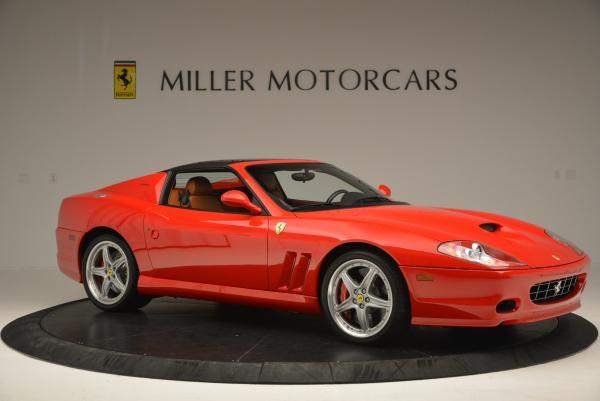Used 2005 Ferrari Superamerica for sale Sold at Pagani of Greenwich in Greenwich CT 06830 22