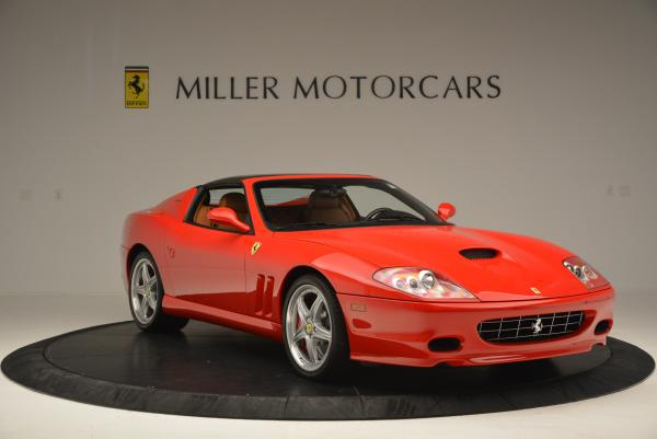 Used 2005 Ferrari Superamerica for sale Sold at Pagani of Greenwich in Greenwich CT 06830 23