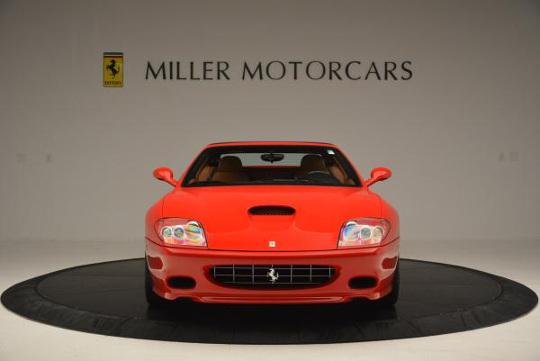 Used 2005 Ferrari Superamerica for sale Sold at Pagani of Greenwich in Greenwich CT 06830 24