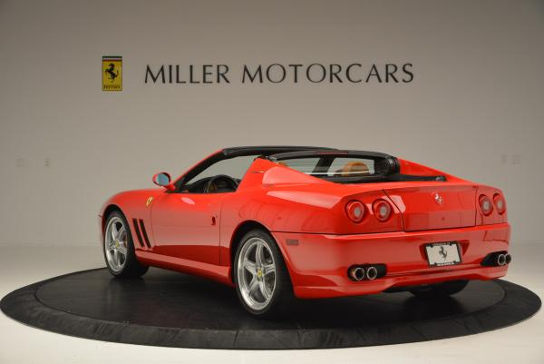 Used 2005 Ferrari Superamerica for sale Sold at Pagani of Greenwich in Greenwich CT 06830 5