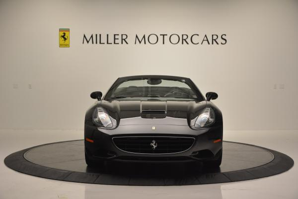 Used 2012 Ferrari California for sale Sold at Pagani of Greenwich in Greenwich CT 06830 12