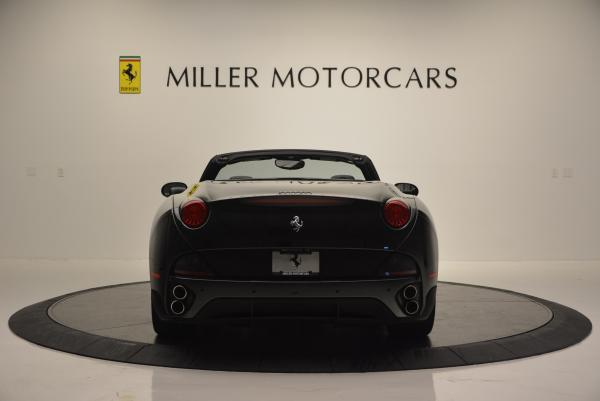 Used 2012 Ferrari California for sale Sold at Pagani of Greenwich in Greenwich CT 06830 6