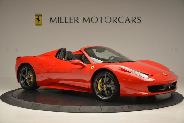 Used 2015 Ferrari 458 Spider for sale Sold at Pagani of Greenwich in Greenwich CT 06830 10