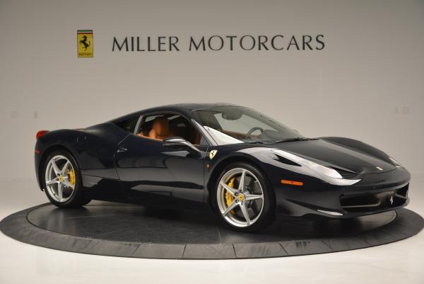 Used 2010 Ferrari 458 Italia for sale Sold at Pagani of Greenwich in Greenwich CT 06830 10