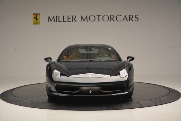Used 2010 Ferrari 458 Italia for sale Sold at Pagani of Greenwich in Greenwich CT 06830 12