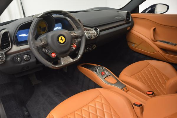 Used 2010 Ferrari 458 Italia for sale Sold at Pagani of Greenwich in Greenwich CT 06830 13