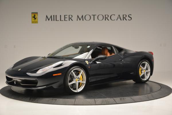 Used 2010 Ferrari 458 Italia for sale Sold at Pagani of Greenwich in Greenwich CT 06830 2