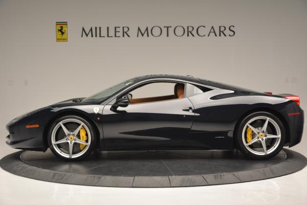Used 2010 Ferrari 458 Italia for sale Sold at Pagani of Greenwich in Greenwich CT 06830 3