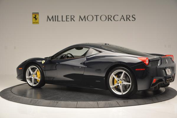 Used 2010 Ferrari 458 Italia for sale Sold at Pagani of Greenwich in Greenwich CT 06830 4