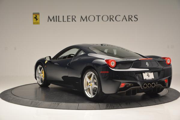 Used 2010 Ferrari 458 Italia for sale Sold at Pagani of Greenwich in Greenwich CT 06830 5