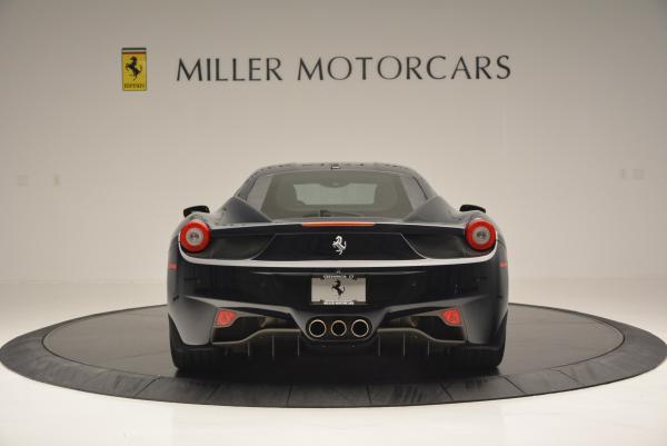 Used 2010 Ferrari 458 Italia for sale Sold at Pagani of Greenwich in Greenwich CT 06830 6