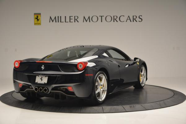 Used 2010 Ferrari 458 Italia for sale Sold at Pagani of Greenwich in Greenwich CT 06830 7
