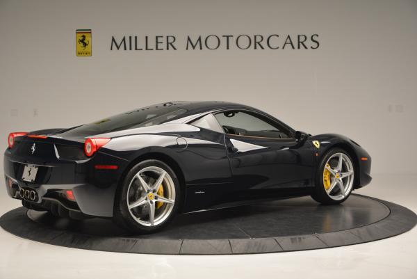 Used 2010 Ferrari 458 Italia for sale Sold at Pagani of Greenwich in Greenwich CT 06830 8