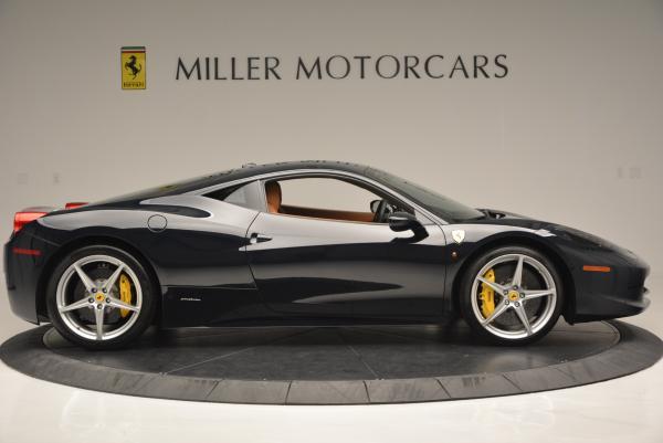 Used 2010 Ferrari 458 Italia for sale Sold at Pagani of Greenwich in Greenwich CT 06830 9